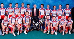 La UCI sanciona al Androni tras el positivo de Taborre