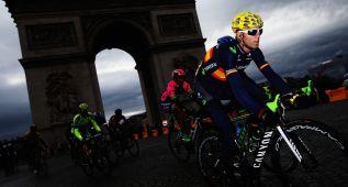 Valverde y 'Purito' Rodríguez liderarán a Movistar y Katusha