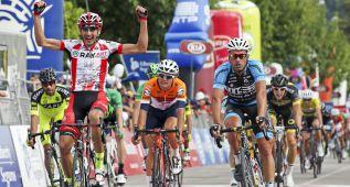 De Mateos gana la primera etapa de la Vuelta a Portugal