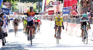 Vigano gana al sprint y Veloso sigue líder en Portugal