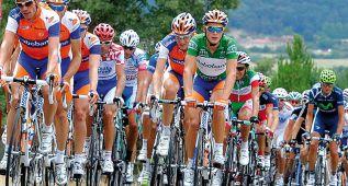 Landa, Moreno y Anacona, en la Vuelta a Burgos