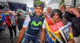 Oficial: Movistar anuncia que Nairo Quintana correrá la Vuelta