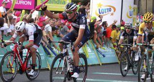 Matteo Pelucchi repite victoria en la Vuelta a Polonia