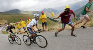 """La Vuelta aplaude a Nairo y espera """"la guinda"""" con Froome"""