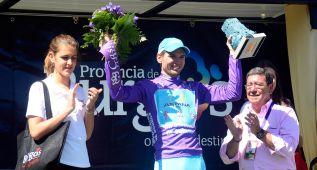 Rein Taaramae gana la Vuelta a Burgos en las Lagunas de Neila
