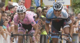 Kevin Suárez se lleva el sprint y es el primer líder en Toledo