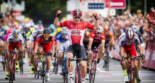 André Greipel gana en el sprint la segunda etapa