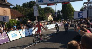 Bouhanni vence en la primera etapa del Tour de l´Ain