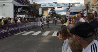 Etapa y liderato para Geniez en el Tour de l´Ain