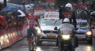Wellens gana en casa y se coloca líder del Eneco Tour