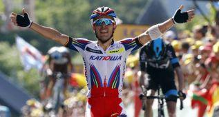 Purito Rodríguez liderará al Katusha en la Vuelta a España