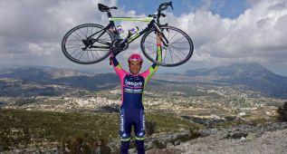 Rafa Valls no correrá la Vuelta a causa de un virus