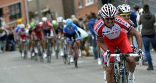 Giampaolo Caruso, positivo por EPO, no correrá la Vuelta