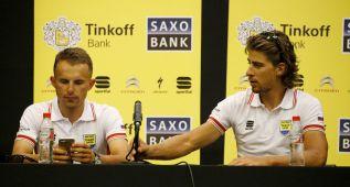 """Majka: """"Mi objetivo es el top-cinco y ganar una etapa"""""""