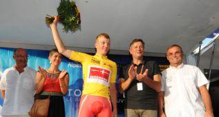 Soren Andersen es el primer líder del Tour del Porvenir