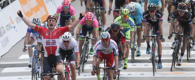André Greipel se lleva la Vattenfall Cyclassics