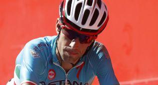 """Nibali, tras su expulsión: """"Estoy arrepentido y avergonzado"""""""