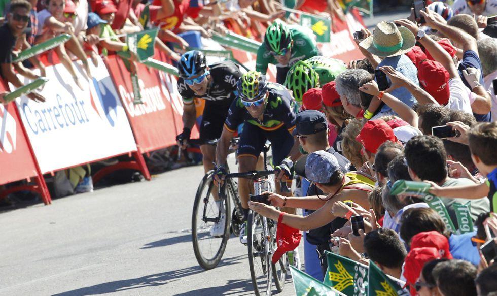 Vuelta a España 2015: Valverde, campeón de bandera