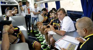 """Claudio Corti: """"Representamos con gran orgullo a Colombia"""""""