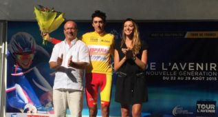 Marc Soler es el nuevo líder del Tour del Porvenir