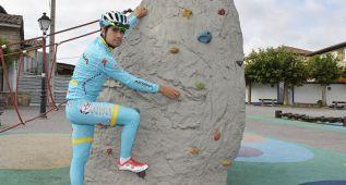 """Landa: """"Aru es el líder, ya se vio cómo fue en el Giro"""""""