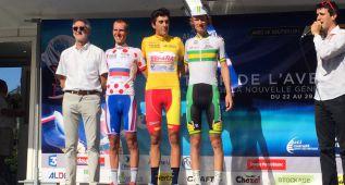 Marc Soler, vencedor del Tour del Porvenir 2015