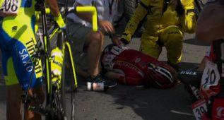 """Boeckmans, en coma inducido tras una caída: """"No respiraba"""""""