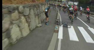 Una resonancia este jueves dirá si Froome continúa en la Vuelta