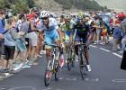 Fabio Aru es leyenda en la Vuelta