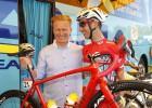 Fabio Aru: del mountain bike a lo más alto de la Vuelta