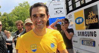 """La idea de Contador: """"Terminar al final de la próxima temporada"""""""