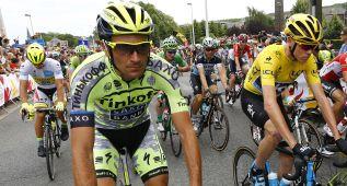 Ivan Basso volverá a competir el 24 de octubre en Japón