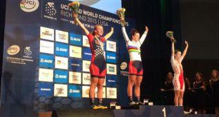 Chloe Dygert, nueva campeona del mundo júnior