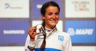 Elisabeth Armitstead, nueva campeona del mundo en ruta