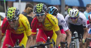 """Valverde """"Ha sido imposible remontar, iban muy rápido"""""""