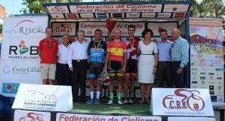 Jesús Manzano, subcampeón de España en Máster 30 B