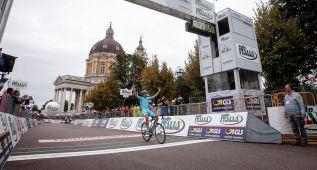 Diego Rosa gana la Milán-Turín y da la victoria 30 al Astana