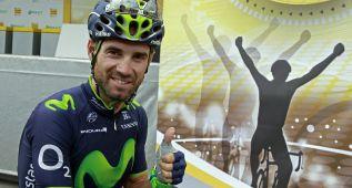Valverde y el Movistar, a poner la guinda al año en Lombardía