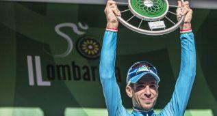 """Nibali: """"Siempre había querido ganar una gran clásica"""""""