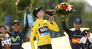 Valverde, Purito y Contador, entre los 7 magníficos de 2015