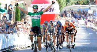 Prades logra su segundo triunfo del año y el 17º del Caja Rural