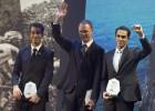 Contador, Valverde, Purito... España brilla en la Gala UCI