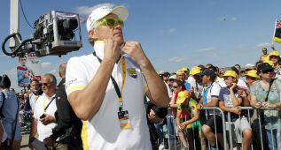 Oleg Tinkov no descarta vender el equipo si llega una oferta