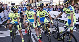 Saxo Bank dejará de patrocinar al equipo de Contador en 2016