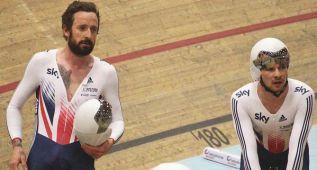 Bradley Wiggins conquista su primer oro europeo en pista