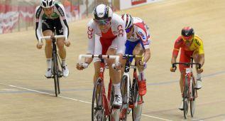 Eloy Teruel se quedó sin medalla: quinto en puntuación