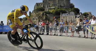 El Tour de Francia repetirá: menos crono y más montañas