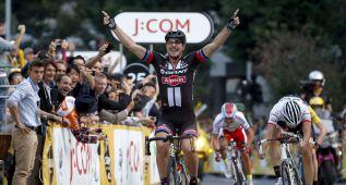 Degenkolb vence en la fiesta del ciclismo en Saitama