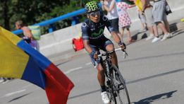 "Nairo Quintana: ""Voy a ser el líder del equipo en el Tour"""