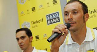 Ivan Basso asume la coordinación técnica del equipo Tinkoff